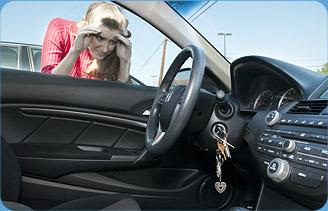 Locked Keys In A Rental Car